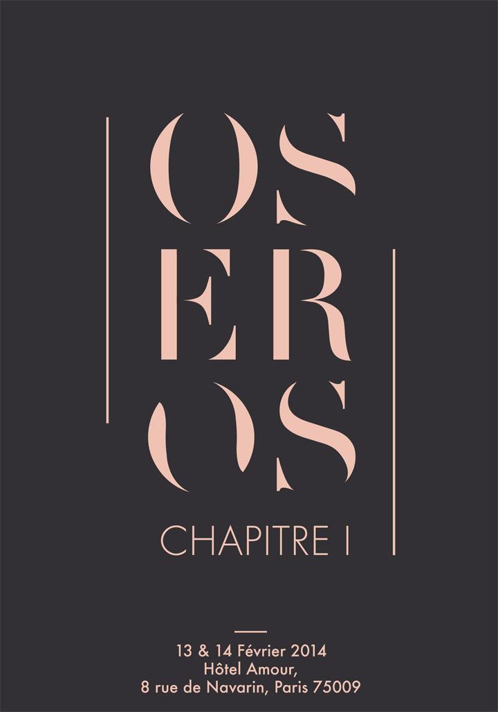 OSEROS - galerie LWS