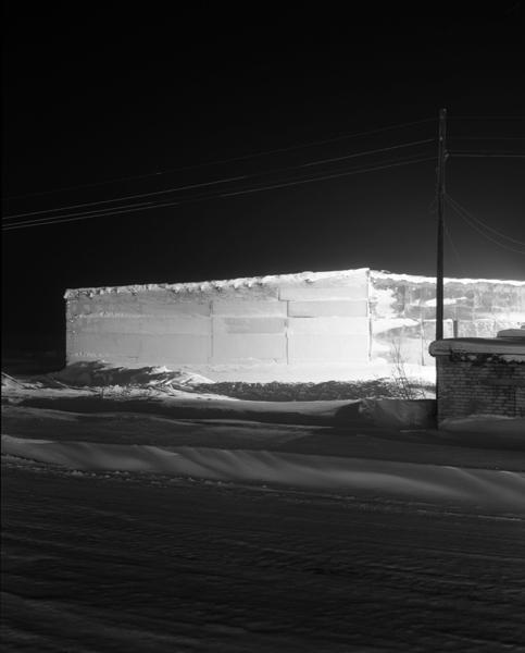 untitled, série Vorkouta, 2008-2010, tirage argentique, 30 x 40 cm