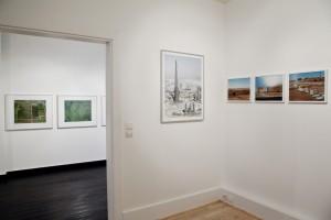 """galerie LWS, vue partielle, exposition """"ATLAS"""""""
