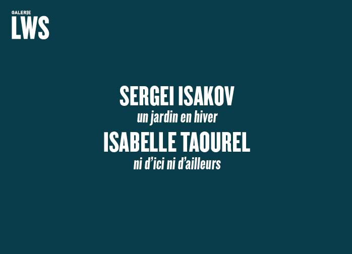 SERGEI ISAKOV, ISABELLE TAOUREL